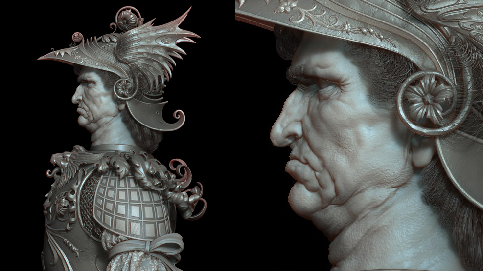 Работа куратора курса «3D Графика», Елизаветы Титовой