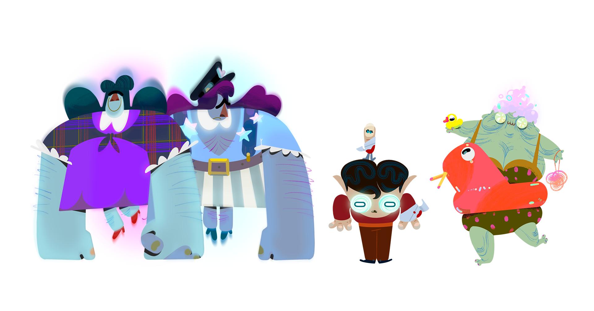 Дарья Пельшер об анимации, альтернативном мире «Сияния» и стиле